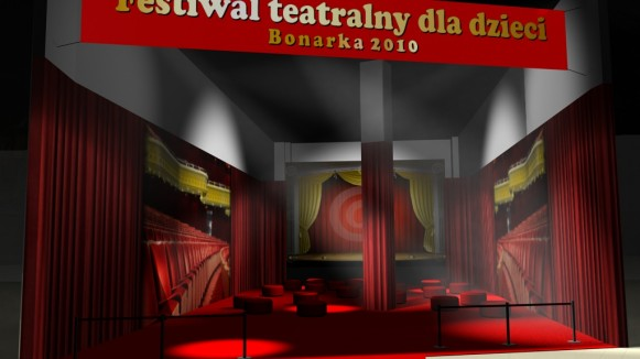 Festiwal teatralny dla dzieci Bonarka 2010