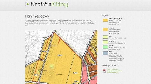 Kraków-Kliny