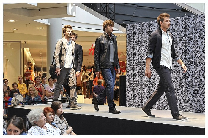 Fashion Show Galeria Krakowska