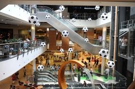 Piłkarski Dzień Dziecka w AlfaCentrum